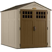 7x7 Shed Base Kit by Sheds Rubbermaid Sheds Rubbermaid Roughneck 7x7 Shed Lowes