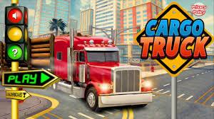 100 Truck Games 365 Games Euro Simulator 2 Games Kids YouTube