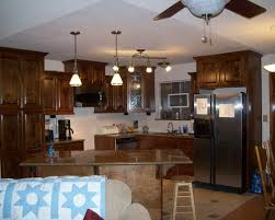 interior design traditional kitchen with great track lights for