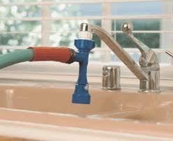 Utility Sink Faucet Hose Attachment faucet adapter sink to garden hose really works