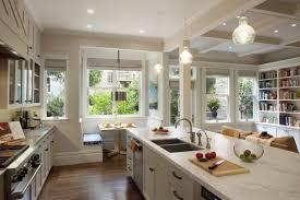 dual kitchen sinks contemporary kitchen gast architects