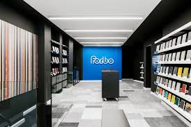 Forbo Flooring Showroom Offices