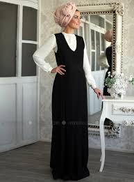 shop zümra jilin dress black in dresses category modanisa your
