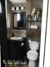 Guest Bathroom Decorating Ideas by Christmas Guest Bathroom Decorating Ideas Small Half Bath Design