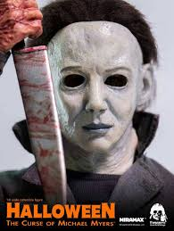 Halloween The Curse Of Michael Myers Trailer by The Bears Pit V1 13 Weapon Item Refinement Carmen S Disk Making