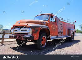 100 Fire Truck Movie SELIGMAN ARIZONA AUGUST 16 2014 Old Stock Photo Edit Now 214226557