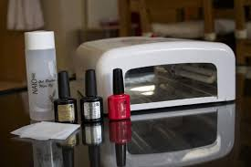Cnd Uv Lamp Instructions by Cnd Shellac Tropix Manicure Tutorial My Life My Passion