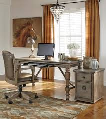Ashley Furniture Desk And Hutch by Computer Table Ashley Furniture Sarvanny Home Office Desk Set In