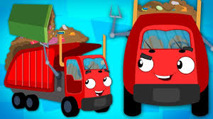 100 Garbage Truck Song Wheels On The Car Cartoons S For Kids Nursery