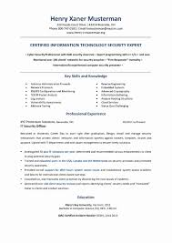 Emt Resume Examples Beautiful Information Technology Objectives New Of