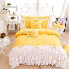 Bed Cover Sets by Online Get Cheap Yellow Duvet Cover Sets Aliexpress Com Alibaba