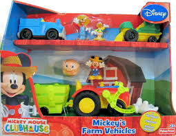 Amazon.com: Disney Mickey Mouse Clubhouse Mickey's Farm Vehicles ... Mickey Mouse Firetruck Cake Hopes Sweet Cakes Firetruck Wall Decals Gutesleben Kiddieland Disney Light And Sound Activity Rideon Clubhouse Toy Lot Fire Truck Airplane Car Figures Melissa Doug Friends Wooden Zulily Police Clipart Astronaut Pencil In Color Mickey Mouse Toys Hobbies Find Products Online At Amazoncom Mickeys Farm Vehicles Jual Takara Tomy Tomica Dm11 Jolly Float Figure Disneyland Vintage
