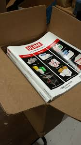 Pic Of Just One 4 Boxes12x10x9 Full ULINE Catalogs
