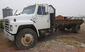 1986 International S1700 Flatbed Dump Truck | Item D2236 | S... Used 2006 Intertional 4300 Flatbed Dump Truck For Sale In Al 2860 1992 Gmc Topkick C6500 Flatbed Dump Truck For Sale 269825 Miles 2007 Kenworth T300 Pre Emission Custom Flat Bed Trucks Cool Great 1948 Ford 1 Ton Pickup Regular Cab Classic 2005 Sterling Lt7500 Spokane Wa Ford 11602 1970 Chevrolet C60 Flatbed Dump Truck Item H5118 Sold M In Pompano Beach Fl Used On Single Axle For Sale By Arthur Ohio As Well With Sleeper 1946 The Hamb