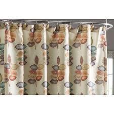 Boscovs Window Curtains by Croscill Mosaic Leaves Fabric Shower Curtain Boscov U0027s