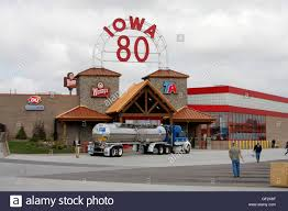 Iowa 80 Truckstop, Walcott, Iowa, USA Stock Photo, Royalty Free ... Trucking Iowa 80 Truck Stop Youtube Iowa Truckstop Front Porch Expressions Sneak Preview Trucks Arriving For Walcott Jamboree Wheres Eldo The Worlds Largest Fileiowa80interiorpng Wikimedia Commons Signage The Worlds Largest Truck Stop It Is Located Truck Stop And Trucking Museum About Sign Editorial Stock Image Ia Get Out And Travel Rearview Heyday Of Mom Pop Stops Ordrive