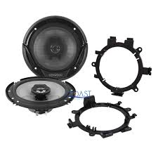 100 Truck Stereo Systems Kenwood 65 Car Speakers Speaker Adapter Brackets For GM