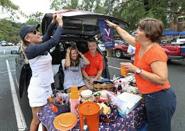 Family Football Tailgating Guide For Richmond & Beyond | Food ...