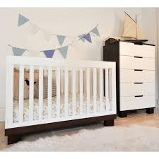 Babyletto Modo Dresser Espresso by Modern Babyletto Modo 3 In 1 Two Tone Baby Crib M6701qw Free Shipping