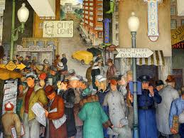 Coit Tower Murals Diego Rivera by Victor Arnautoff Alchetron The Free Social Encyclopedia