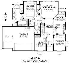 Blueprints House House 31884 Blueprint Details Floor Plans House