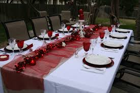 Dinner Party Table Decoration Ideas Decorations