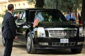 The Next President Is Getting Some New Wheels