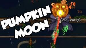 Pumpkin Moon Terraria Farm by Halloween Terraria Halloween Update Pumpkin Moon Youtubevent