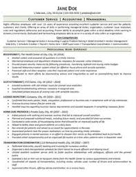 Employment Gap Resume Example