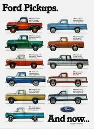 100 Ford Trucks By Year Trucks 19531986 Muscle Cars Trucks