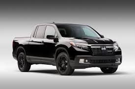 100 Honda Full Size Truck 2017 Ridgeline Debuts In Detroit To Take On Colorado Tacoma