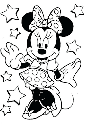 Mickey Mouse And Friends Christmas Coloring Pages Free For Kids