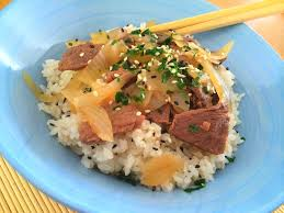 spécialité japonaise cuisine spécialité japonaise gyuudon culinarium