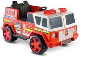 Kids Ride On Fire Truck Battery Operated 2 Seater Electric Powered ... Kidtrax Firetruck With Powerwheels Parts Youtube Kid Trax Quads Tractors And Atv Collection Walmartcom 4 Guys Fire Truck Wiring Diagram Library Battery Powered Ride On Toys Cars Trucks For Kids Dodge Ram 3500 Dually 12v Rideon Black For Sale Old Fisher Price Power Wheels Lebdcom Paw Patrol 6 Volt Powered Toy By Ride On Fire Truck Metal Car Outdoor Pull Push Meccano Junior Rescue Cstruction Toys Enfantino Montreal About