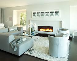 Captivating Living Room Electric Fireplace On Designing Home Inspiration With
