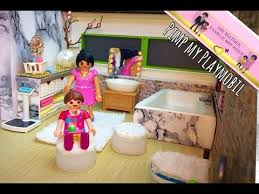 playmobil das neue badezimmer pimp my playmobil