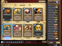Hearthstone Decks Paladin Gvg by The War Council Discusses Hearthstone Heroes Of Warcraft Pocket
