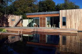 100 Eco Home Studio Friendly Forest House By PAD 2