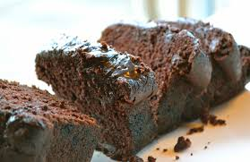 Grated raw zucchini adds moisture to chocolate cake creating a wonderfully dense not too sweet cake I d choose over any other chocolate cake any day of
