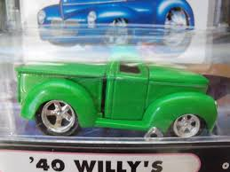 Muscle Machines 1940 Green Willys Pickup 01-77 Die Cast 1 64 Scale ... Dustyoldcarscom 1961 Willys Jeep Truck Black Sn 1026 Youtube Brooklyn Ny August 17 1953 In Brooklyn Stock Jamies 1960 Pickup The Build Buckets Cerullo Seats 1962 For Sale Classiccarscom Cc10737 Behind The Wheel Old Meets New In Custom Truck Nine Rides 1951 1955 4wd New Paint Interior Some Mechanicals 1950 Rebuild By 50wllystrk 4x4 164 S Scale Train Layout Car Diecast