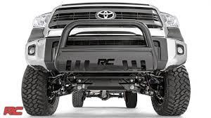 Rough Country Bull Bars - Big, Bold, Bang For Your Buck - YouTube New Arb Modular Bull Bar 2015 Chevrolet Silverado 23500hd Lund Intertional Products Bull Bar Westin Ultimate Suburban Toppers Ali Arc Industries General Motors 84100464 Front Bumper Nudge 62018 Lund 471214 Lvadosierra With Led Light And Australian Bars 470214 Chevy 2500hd 3 Black 12018 Aries B354013 With Free Shipping On Push