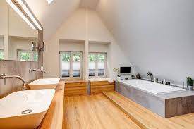 innenausbau fachwerkhaus seevetal badezimmer badewanne