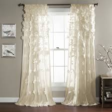 Jcpenney Thermal Blackout Curtains by 100 Priscilla Curtains At Jcpenney Best 25 Ruffle Curtains