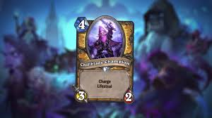 how knights of the frozen throne addresses hearthstone s aggro