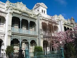 100 Melbourne Victorian Houses Albert Park Architecture Magnificent Era Streets