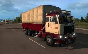 100 Truck And Trailer Games VOLVO F88 BDF TRAILER V11 133X Games Pc World Truck Ets2