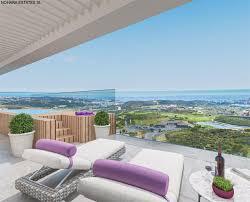 real estate mijas calanova golf neue apartmentwohnanlage