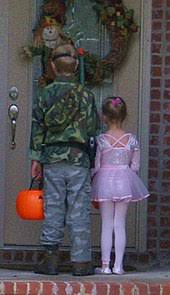 When And How Did Halloween by Trick Or Treating Wikipedia