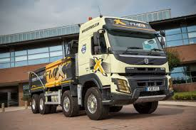 Volvo FMX 540 8×4 Rigid Globetrotter Cab With Thompsons Loadmaster ...