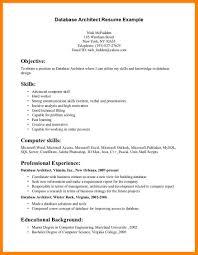 Architecture Student ResumeArchitect Resume Exles Database